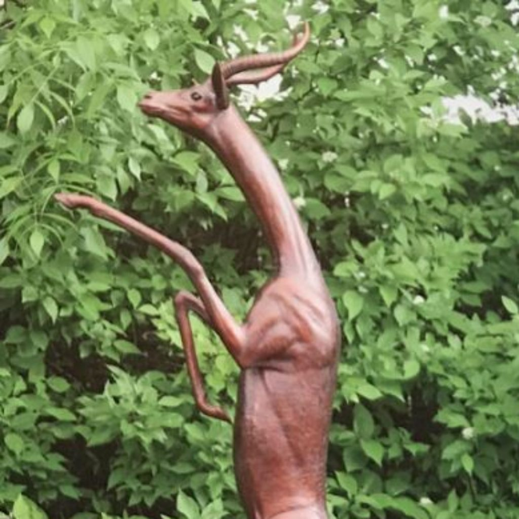Waco Sculpture Zoo - Gerenuk