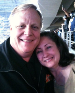 Cindy and Mike Gustin