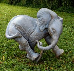 Waco Sculpture Zoo - Ely